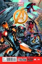 Avengers #3 Now