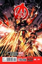 Avengers #4 Now
