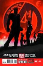 New Avengers #1 Now