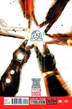 New Avengers #2 Now