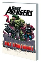 Dark Avengers End Is Beginning