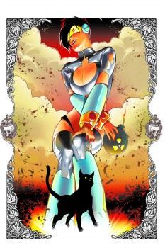 Bomb Queen Dlx Ed HC VOL 01 (M