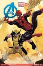 Avengers #3 Brooks Var Now