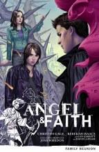 Angel & Faith TP VOL 03 Family