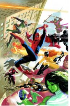 Avengers #6 50th Anniversary A