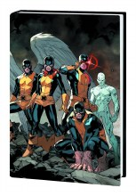 All New X-Men Prem HC VOL 01 H