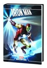 Iron Man Season One Prem HC