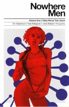 Nowhere Men TP VOL 01 Fates Worse Than Death