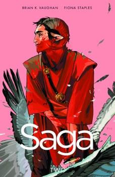 Saga TP VOL 02 (Mr)
