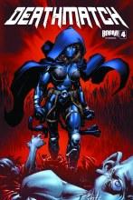 Deathmatch #4 Main Covers