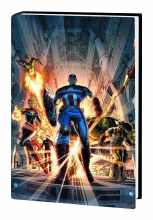 Avengers Prem HC VOL 01 Avenge
