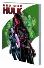 Red She-Hulk TP Hell Hath No F