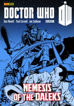 Doctor Who TP Nemesis of Dalek