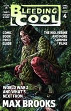 Bleeding Cool Magazine #4 (Mr)