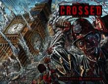 Crossed Badlands #28 Wrap Cvr