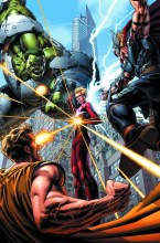 Avengers #9 Now