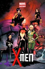 X-Men #1 Now