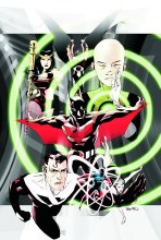 Justice League Beyond Konstriction TP