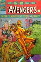 Avengers #9 Iron Man Many Armo