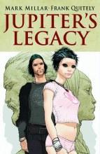 Jupiters Legacy #1 25 Copy Quitely B&W Variant