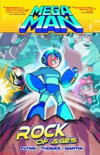 Mega Man TP VOL 05 Rock of Ages
