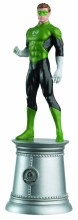 DC Chess Figurine #35 Green Lantern White Bishop w/Collectors Mag