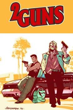2 Guns Second Shot Dlx Ed TP