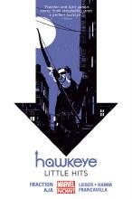 Hawkeye TP VOL 02 Little Hits