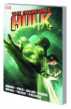 Incredible Hulk By Jason Aaron