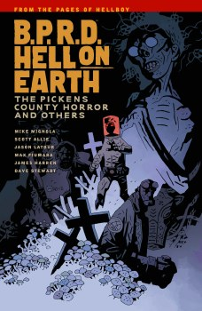 Bprd Hell On Earth TP VOL 05 P