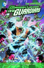 Green Lantern New Guardians HC V2 Beyond Hope (N52)