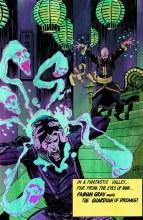 Five Ghosts Fabian Gray #3