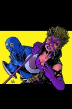 Kick-Ass 3 #1 (of 8) Hamner Va
