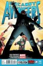 Uncanny Avengers #3 2nd Ptg