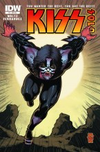 Kiss Solo #4 (of 4) the Catman