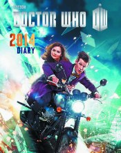 Doctor Who Diary 2014 Px Ed