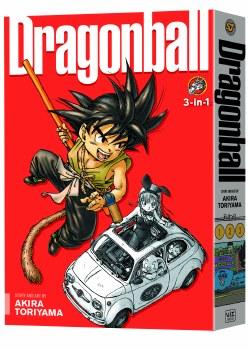 Dragon Ball 3in1 TP VOL 01 (Vols. 1-2-3)