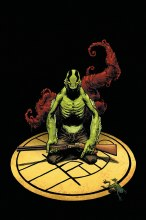 Abe Sapien Dark & Terrible #3