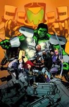 Secret Avengers #5 Now
