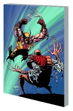 Wolverine By Hama and Silvestr