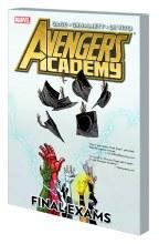 Avengers Academy TP Final Exam