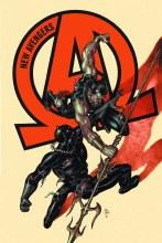 New Avengers #7 Dodson Wolverine Costume Variant