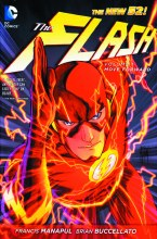 Flash TP VOL 01 Move Forward
