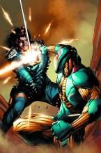X-O Manowar #15 Reg Hairsine