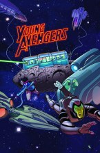 Young Avengers #7 Now