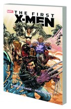 First X-Men TP