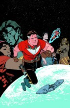 Tom Strong Planet of Peril #1