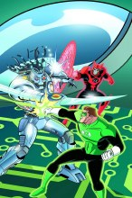 Green Lantern the Animated Ser