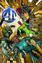 Avengers Ai Poster