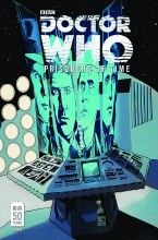 Doctor Who Prisoners of Time T